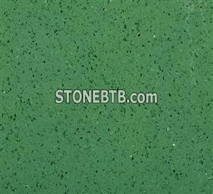 Green Artificial Marble