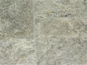Silver Tumbled Travertine Opus Franco