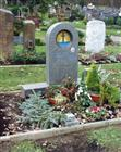 Granite monuments, tombstones