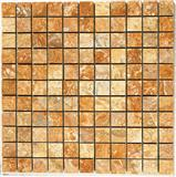 Antique Yellow Marble Mosaic Tiles