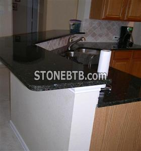 Ubatuba Green Granite Countertop