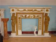 Character Fireplace MBR002-1
