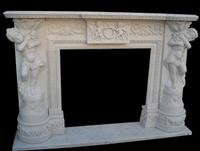Character Fireplace MBR087