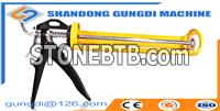cradle type silicon gun/caulking gun with high quality