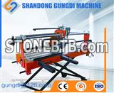 800mm/1200mm X support wet table tile saw cutter