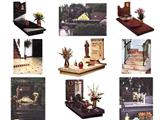 Monuments, Counters, Fireplaces