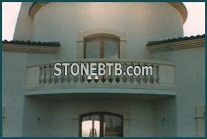 Balusters and Stone Railings