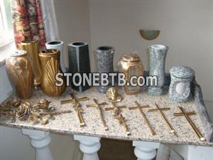 Urn, Tombstone Accessories