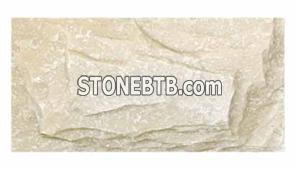 Slate Mushroomed Wall Stone