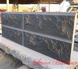 Black Basalt Cladding