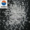 white fused alumina 1-2mm fireproof material