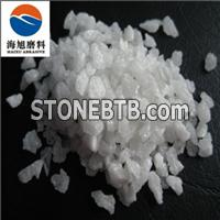 white fused alumina oxide 3-5mm