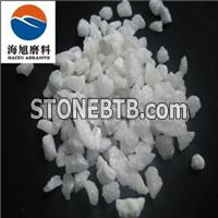 white fused alumina oxide 5-8mm for refractory material