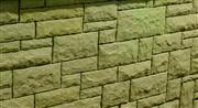 St. Margreter Sandstein Mushroomed Wall Stone