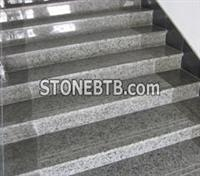 Chengde Green Granite stair step