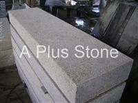 Yellow Granite Landscaping Stones