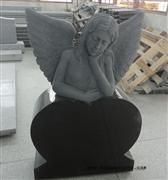 tombstone angelshanxi black