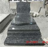tombstone granite blue pearl