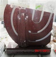 Headstone Balmoral Red