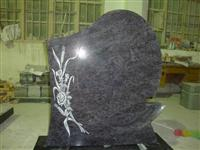Line Carving Headstone32