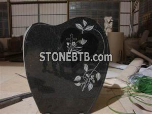 Line Carving Headstone34