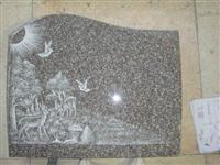 line carving headstone47