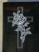 line carving headstone54