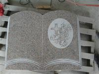 Line carving headstone62