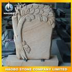 sandstone flower carving monument28