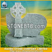 G603 cross headstone