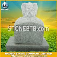 angel design headstone
