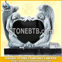 Monument angel hearts