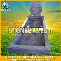 Granite Vizag blue tombstone
