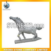 Flying horse design sculpture