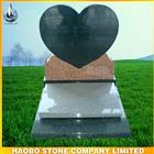 heart granite headstone