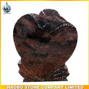 Aurora Red Granite Tombstone,Headstone