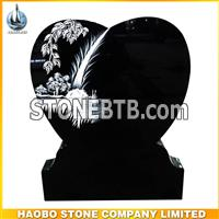 New Line Carving Granite Monument