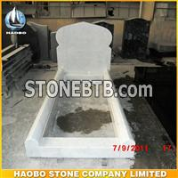 Hot Sale White Marble French Style Monument