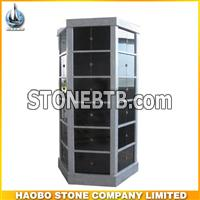 Cheap Price Granite Columbarium American Design