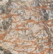 Net Red Marble
