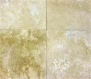 Crema Turco 24x24 Honed and Filled Travertine Tile