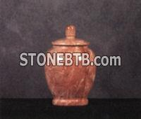 Onyx and Marble Cremation Urns     #3 Rosemary