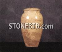Onyx and Marble Cremation Urns     #4 Sea Shell