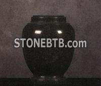 Granite Cremation Urns   Traditional Green