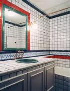 Ceramic Tiles in Bathroom