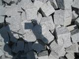 Granite G603 cobbles
