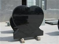 China black granite monuments and tombstone
