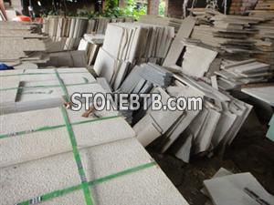 Baipo yellow yellow granite yellow stone