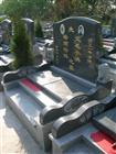 Shanxi Black Tomstone,Tombstone,Headstone,Black Tombstone