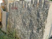 Buttterfly Green Blocks, Green Granite Block, Granite Block